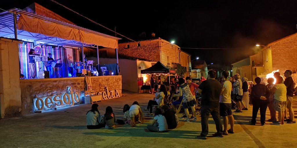 Festival Celta en Desojo