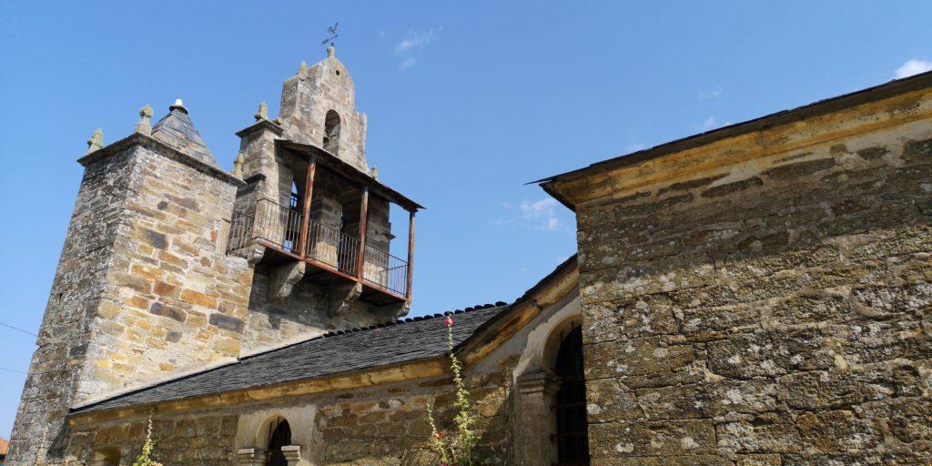 Iglesia de Cional