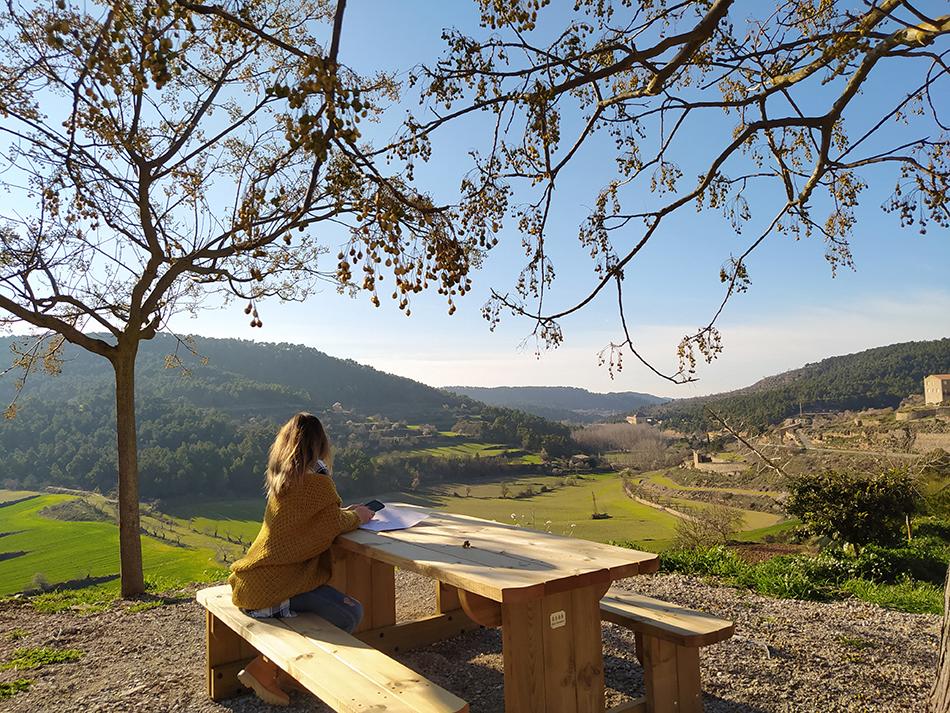Rocallaura y la Vall del Corb