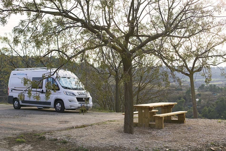 area de vanwoow en Urgell