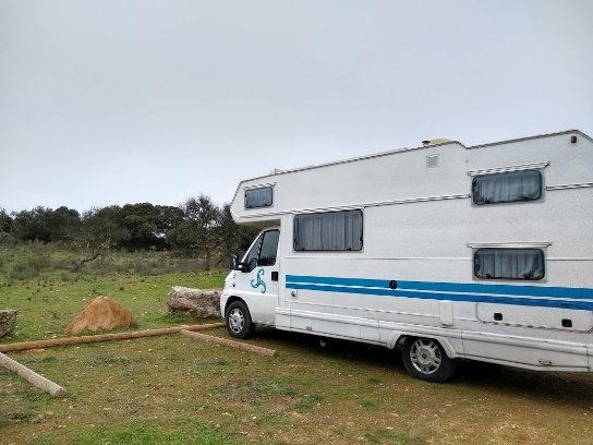 Los Arribes del Duero en autocaravana o camper