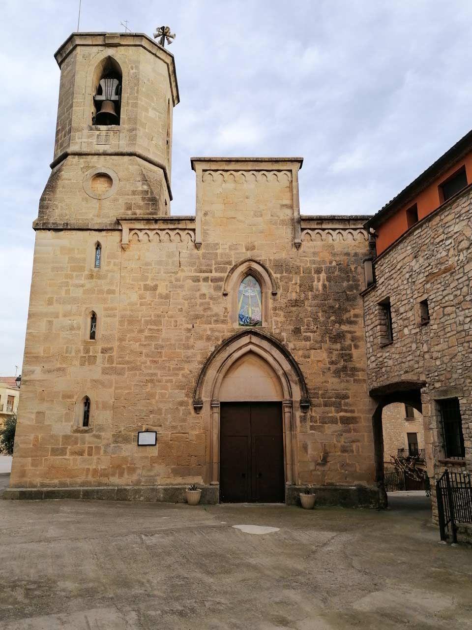iglesia de rocallaura