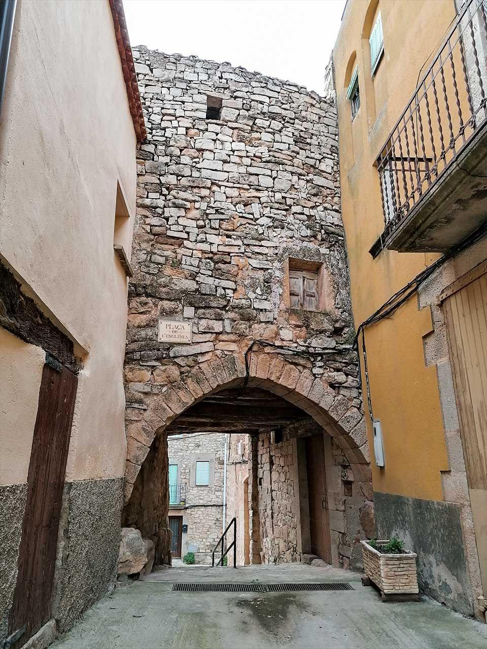 castillo de rocallaura