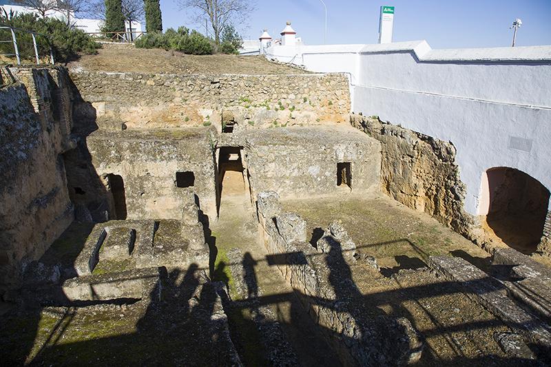 necropolis carmona