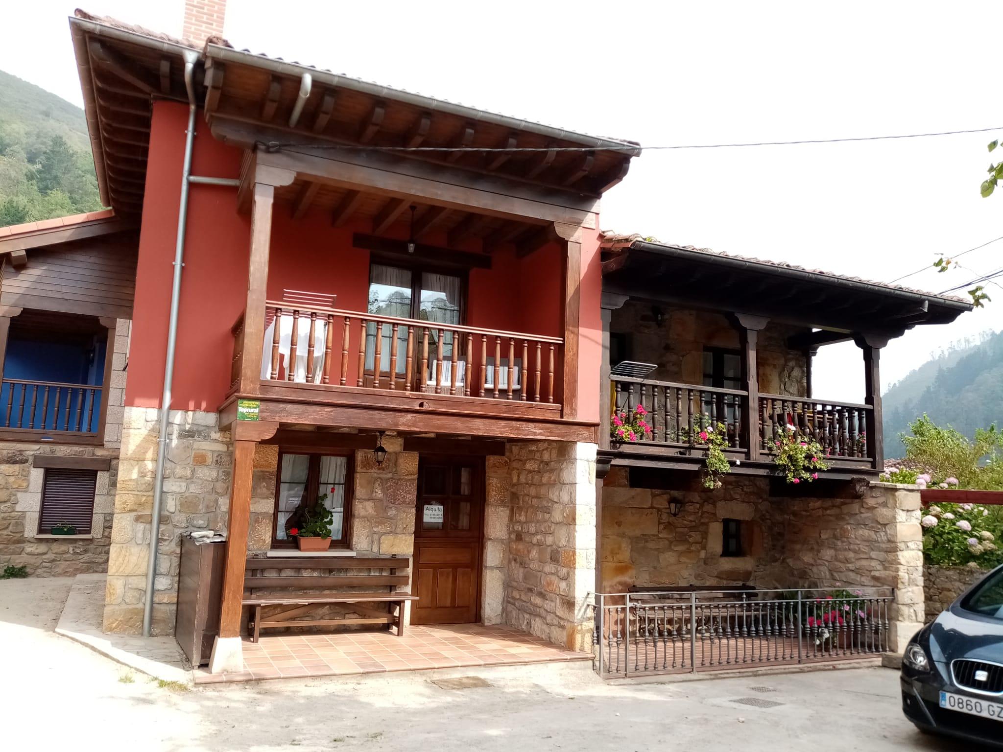casa en Espinaredo