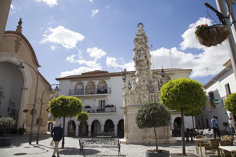 Centro histórico de Écija