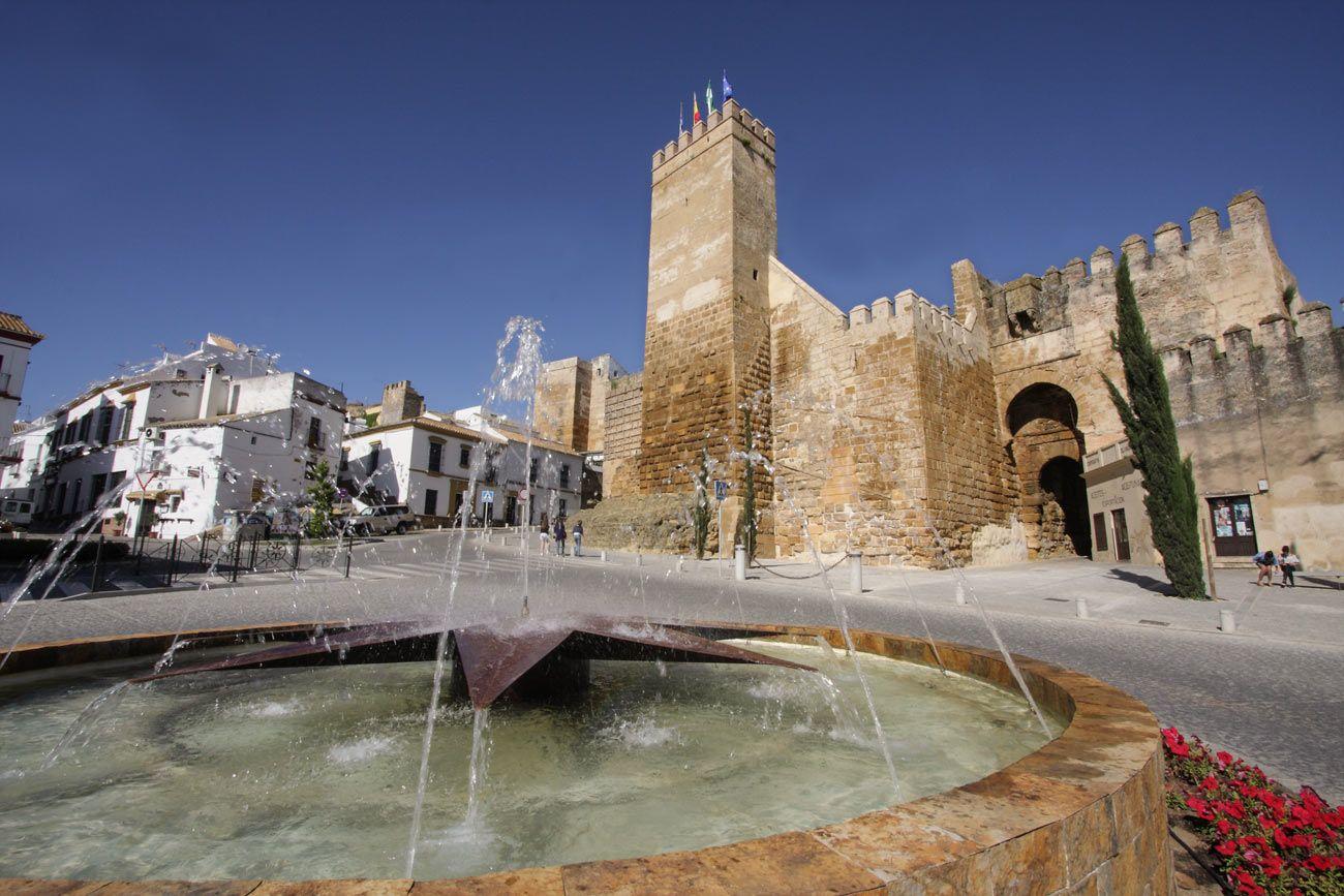 Puerta de Sevilla en Carmona