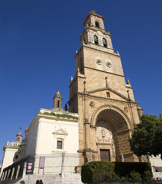 Iglesia de Santa María de la Mesa en Utrera
